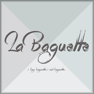 La Baguette New Logo july 2016
